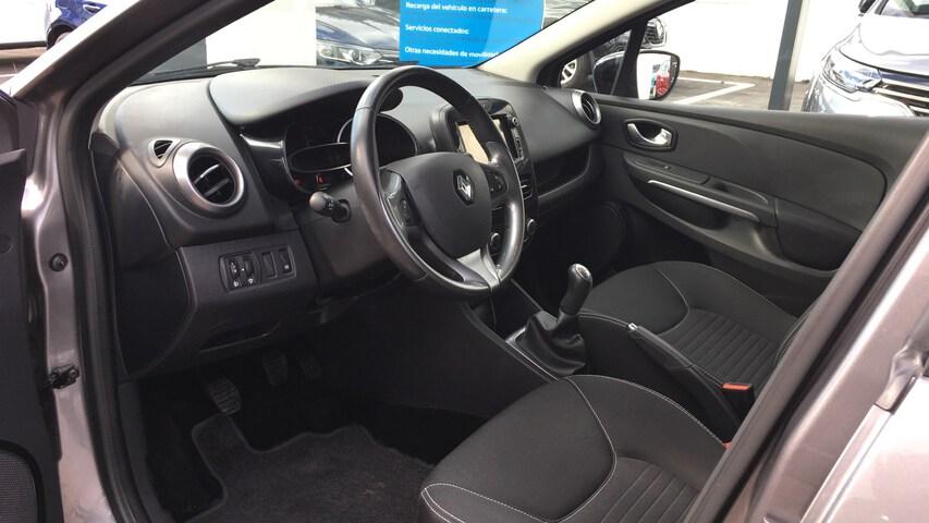 Inside Clio Diesel  Gris Casiopea