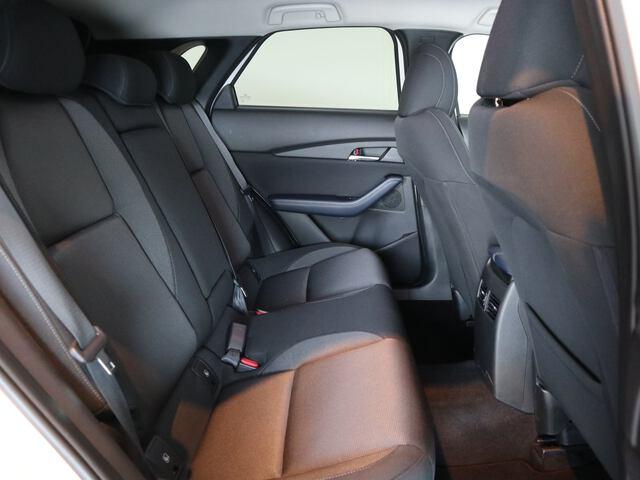Inside CX-30 Diesel  Artic White