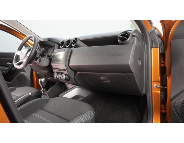 Inside Duster Diesel  NARANJA