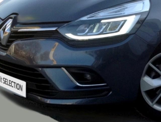 Outside Clio Diesel  Gris Titanium