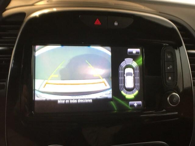 Inside Captur  Gris Casiopea / Tech