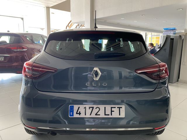Outside Clio Diesel  GRIS OSCURO
