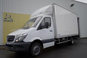 MERCEDES - SPRINTER CHASSIS