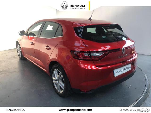 MÉGANE Business ROUGE