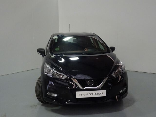 Outside Micra Diesel  Enigma Black