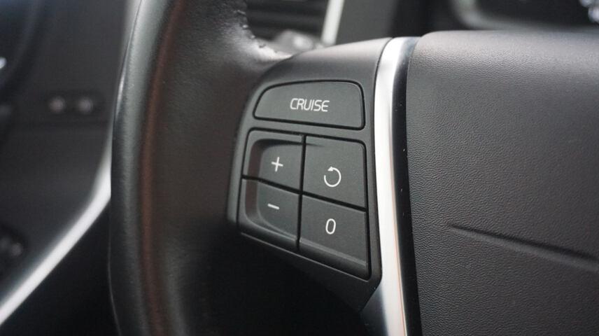Inside XC60 Diesel  Blanco