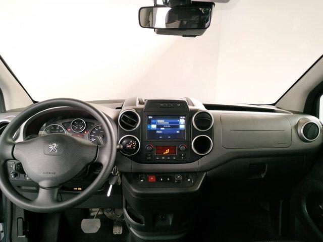 Inside Partner Combi Diesel  Blanco Banquise