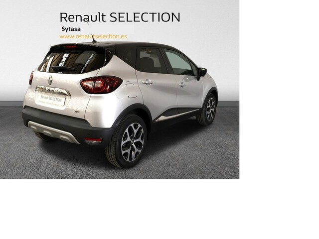 Outside Captur Diesel  Gris Platino/Techo N