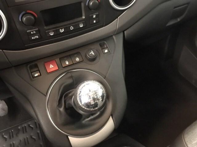 Inside Berlingo Combi Diesel  Gris