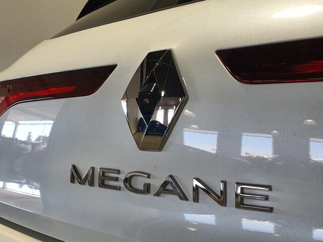 Outside Mégane Diesel  Blanco