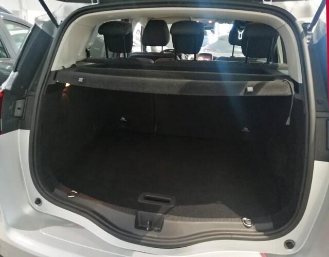 Inside Scénic Diesel  Gris Platino