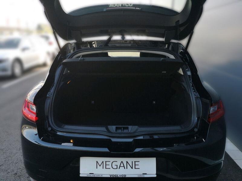 Außenausstattung MEGANE BLACK PEARL          schwarz
