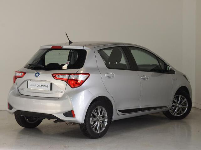 YARIS Dynamic GRIS CLAIR