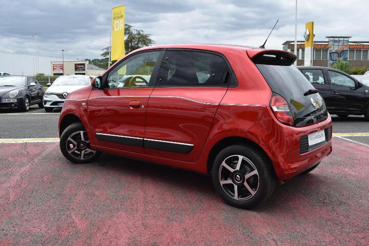TWINGO Intens ROUGE FLAMME