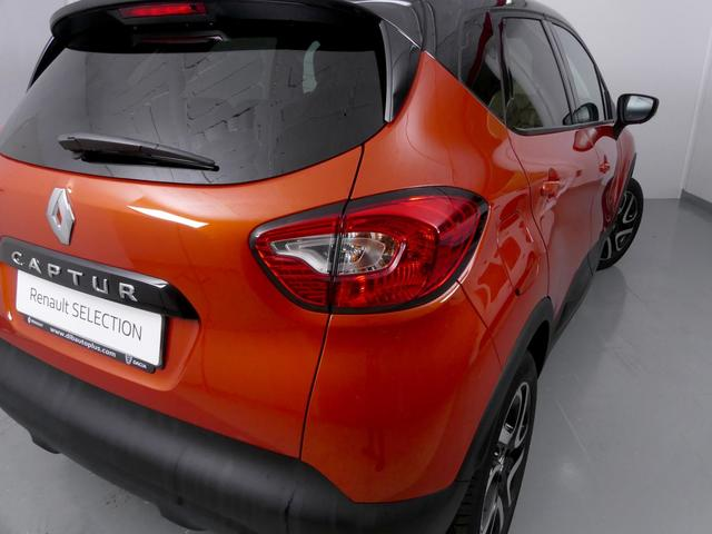 Outside Captur Diesel  Naranja Atakama/Tech