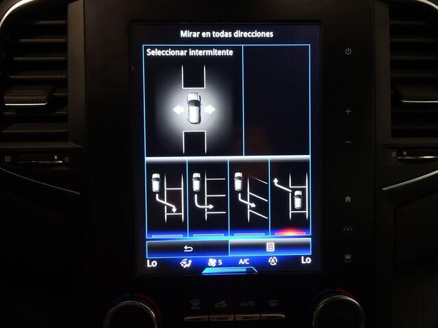 Inside Mégane Diesel  Gris Titanium