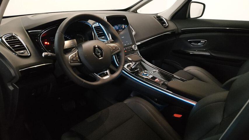 Inside Espace Diesel  Negro