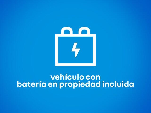 Inside Zoe E-Tech eléctrico  Azul Eléctrico VSTM