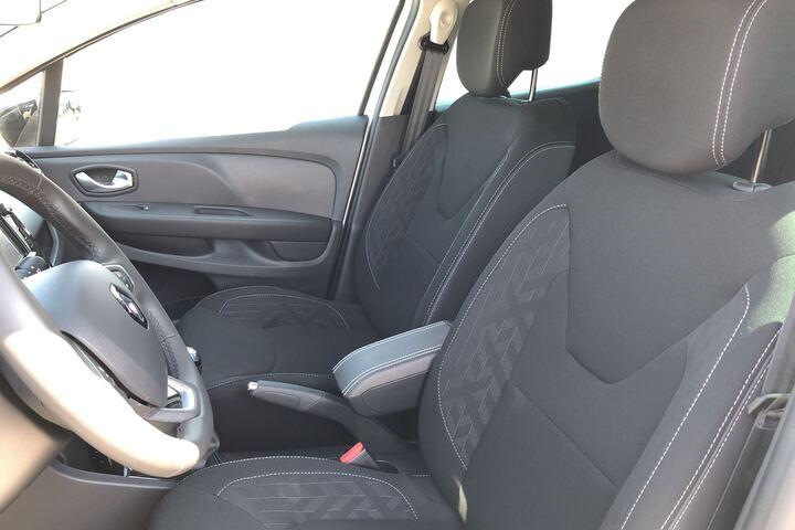 Inside Clio Diesel  Blanco Nacarado