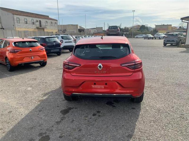 Esterni Clio V 2019 Metallizzata Rosso