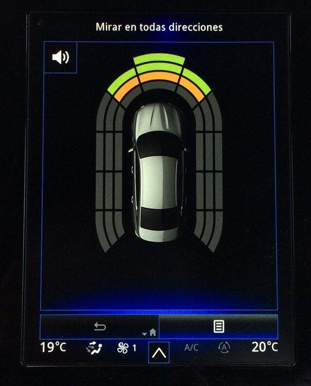 Inside Talisman Diesel  Blanco