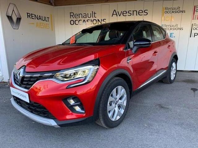 CAPTUR Intens ROUGE NNP + NOIR GNE