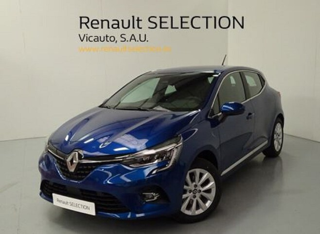 Nuevo CLIO  Azul Rayo