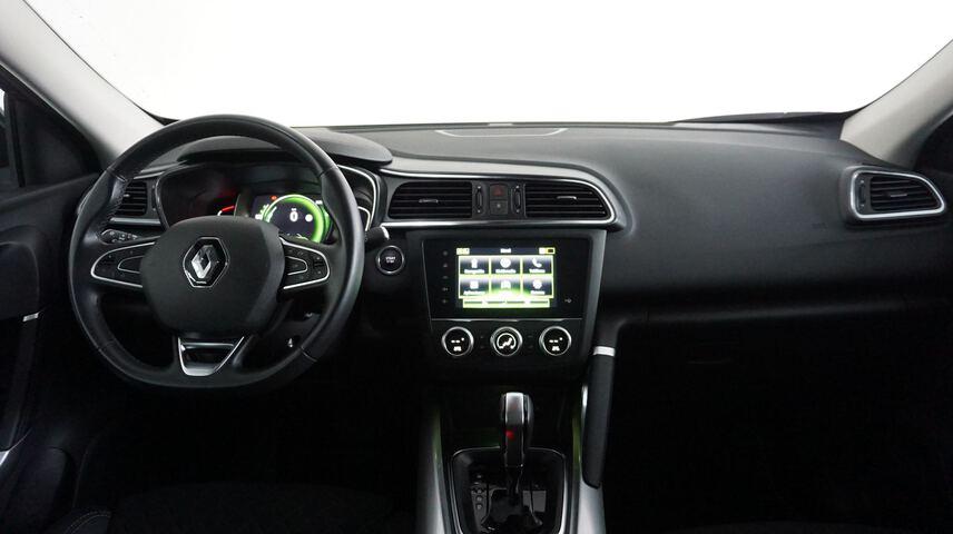 Inside Kadjar Diesel  Verde