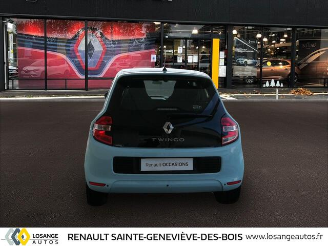 TWINGO Limited BLEU DRAGEE