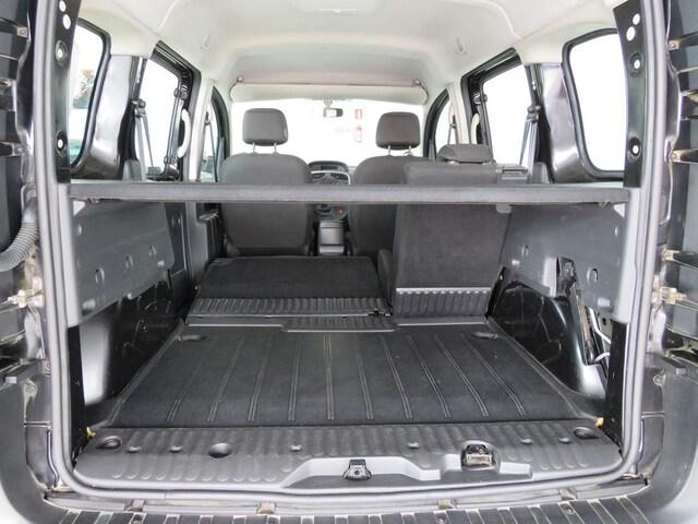 Inside Kangoo Combi Diesel  Negro Azabache