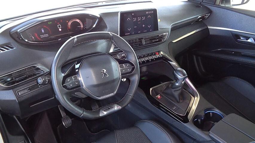 Inside 3008 Diesel  Blanco nacarado