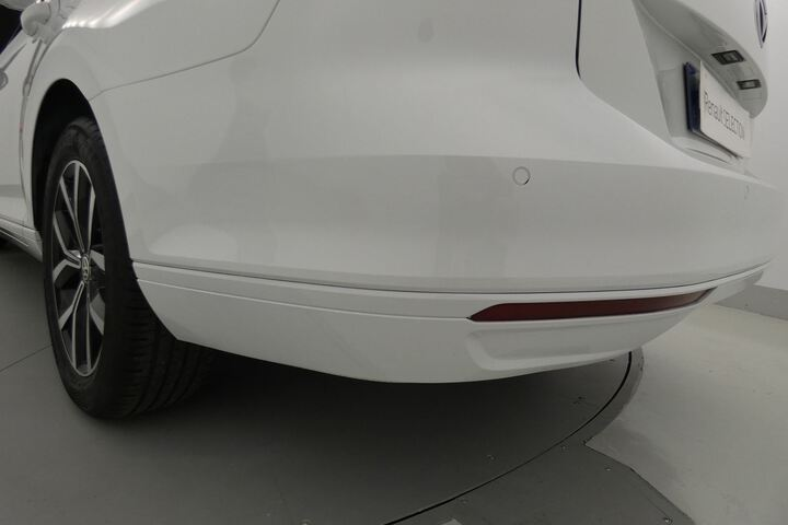 Inside Passat Variant Diesel  Blanco Puro