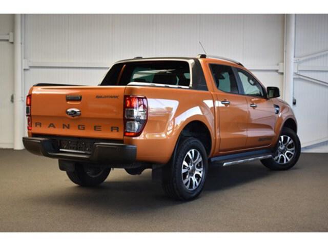 Extérieur Ranger  orange