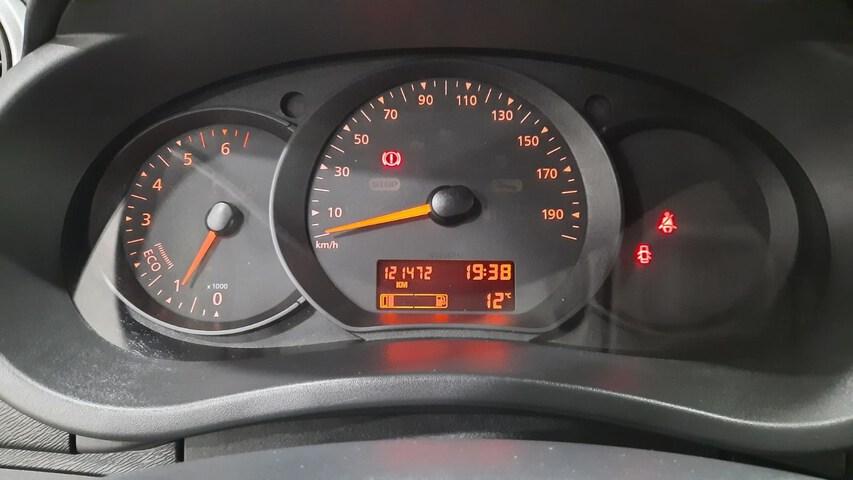Outside Kangoo Furgón Diesel  BLANCO