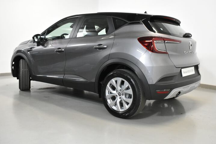 Outside Captur Diesel  Gris