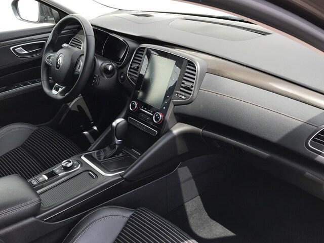 Inside Talisman Diesel  MARRON VISON