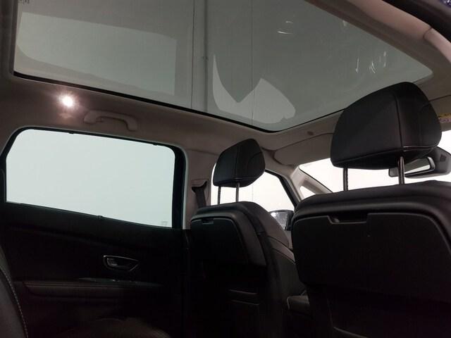 Inside Grand Scénic Diesel  Azul Cosmos/Techo Ne