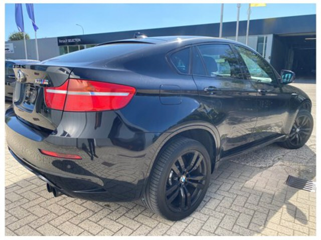 Exterieur X6 M  zwart