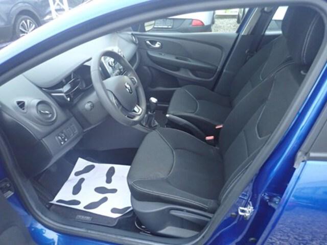 Exterieur Clio  blauw