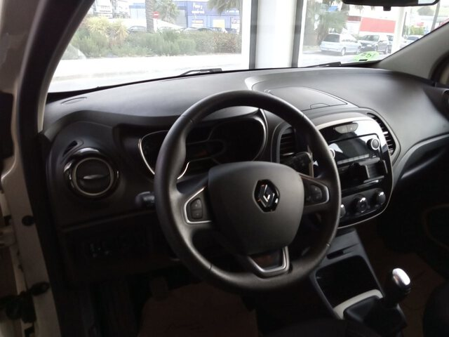 Inside Captur  Beige