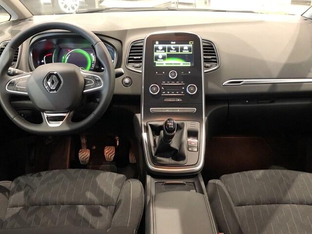 Inside Scénic Diesel  Blanco