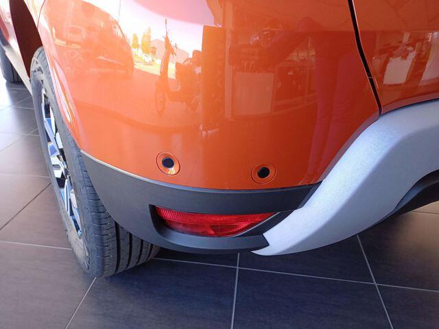 Inside Duster  Naranja