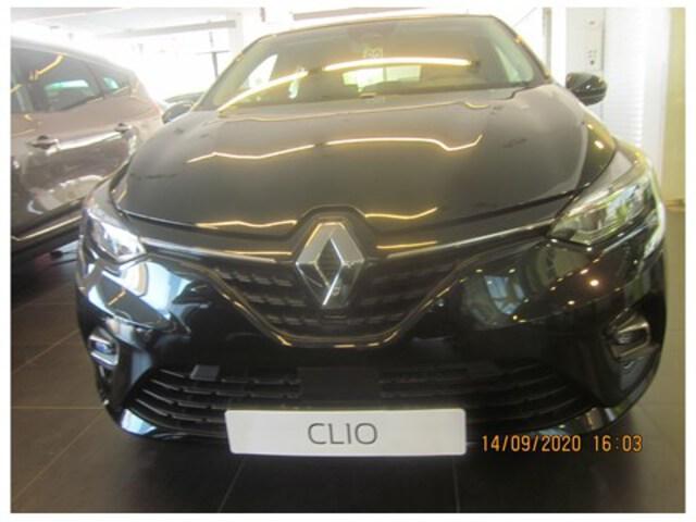 Clio  zwart