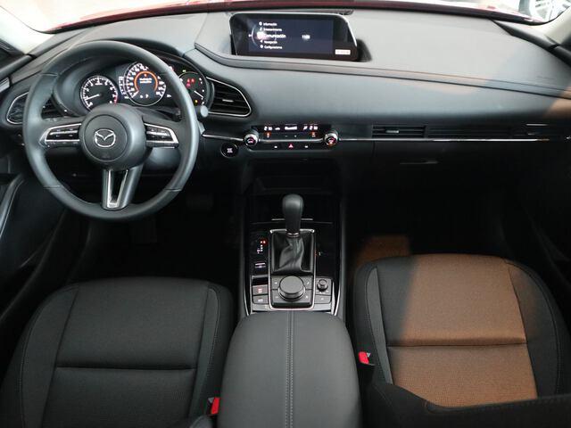 Inside CX-30  ROJO