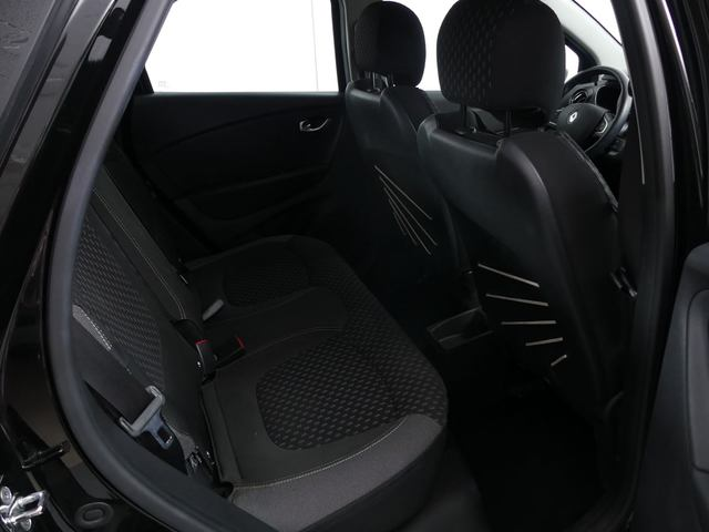 Inside Captur  Negro brillante   Te