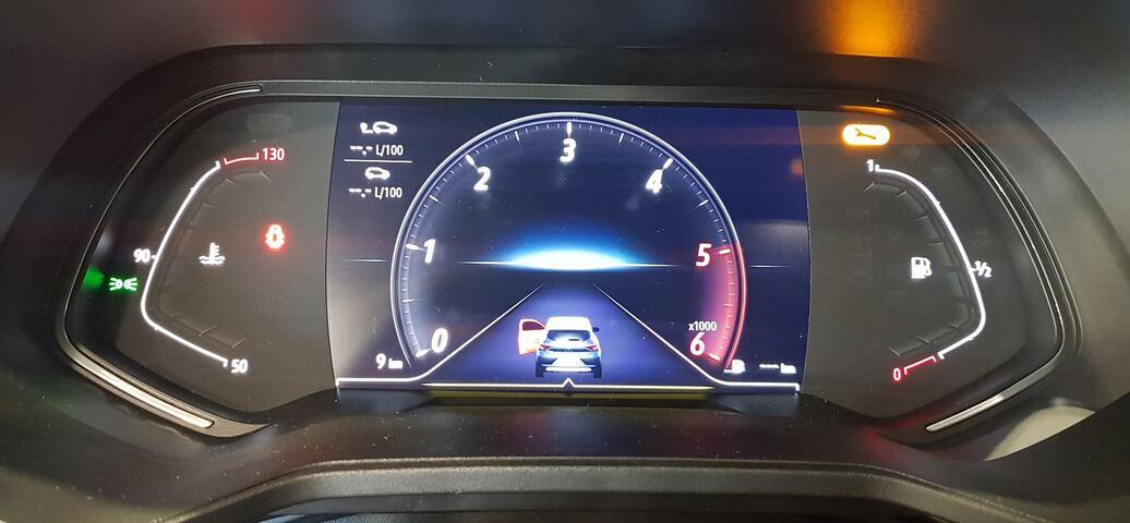 Outside Clio Diesel  Marrón Visión