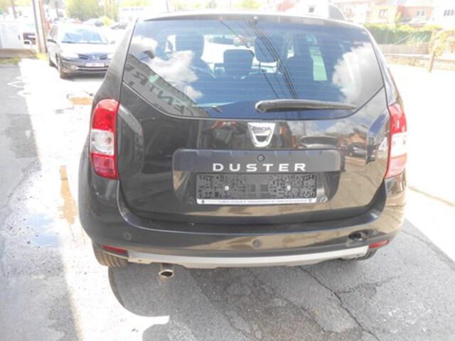 Exterieur Duster  zwart