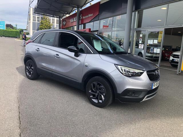 CROSSLAND X Opel 2020 GRIS CLAIR