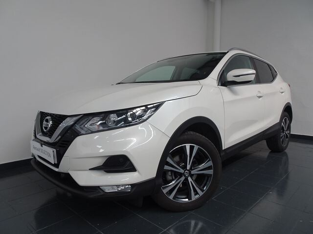 Outside Qashqai  Blanco