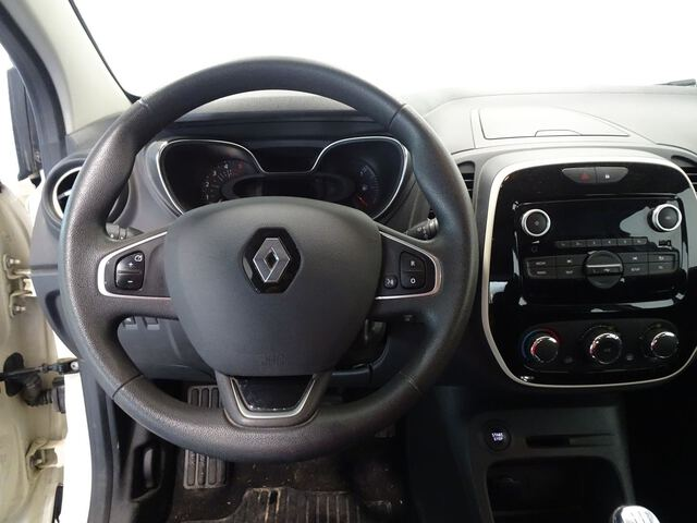 Inside Captur Diesel  Blanco Marfil